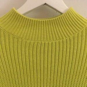 lime green sweater dress 8fafe4